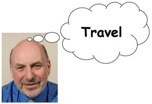 *** Maurice Sanders thinks about... Travel ***